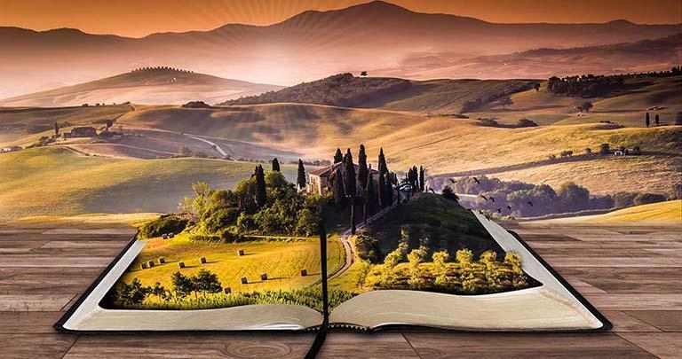 閱讀書中有世界